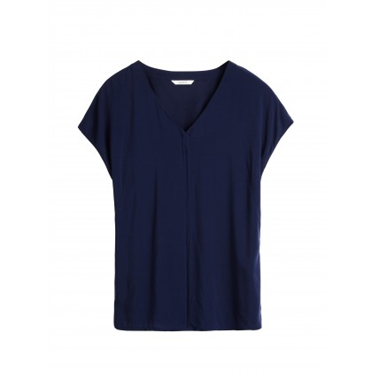 Weibliches Top - Navy /