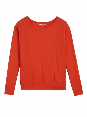 Basic Top - Paprika /