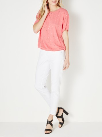Skinny - White Denim /