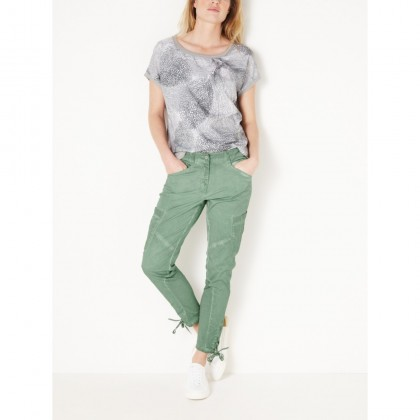 Skinny - Hedge Green /