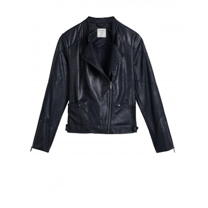 Bikerjacke - True Blue /