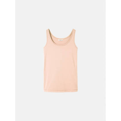 Einfarbiges Singlet - Washed Rose /