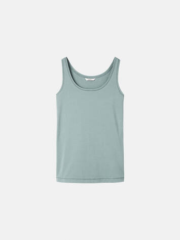 Einfarbiges Singlet - Anise Green /