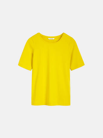 T-Shirt with round neck /