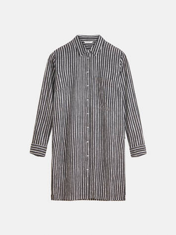 Tunic with stripes /