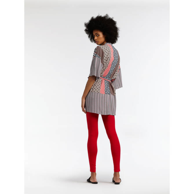 Leggings  - Pop Red /