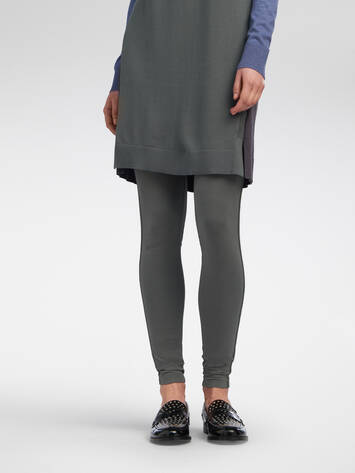 Leggings mit Paspel /