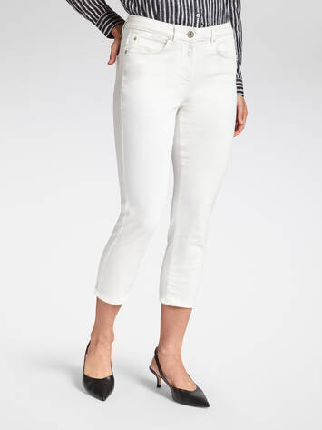 High Waist Skinny - Ankle Jeans /