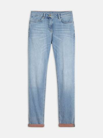 Skinny High Waist - Slim Fit Denim /