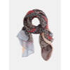 Schal mit All-over-Print - Washed Rose /